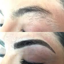 New Eyebrow Tattoo Technique Best Microblading In Philadelphia With Delia Cannon Headhouse Salon