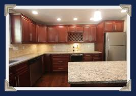 Forevermark Kitchen Cabinets Cherry Glaze Kitchen Cabinets