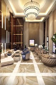 commercial interior design rendering elegant luxury archicgi