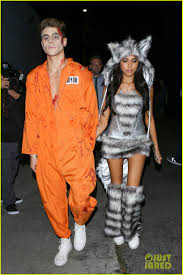 zorro halloween r5 u0027s ross lynch couples up with courtney eaton at the jjaliens