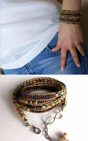 multi wrap bracelet images 525 best 4 wrap bracelets images leather bracelets jpg