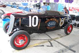 america u0027s first stock car was a rod ford hotrod hotline