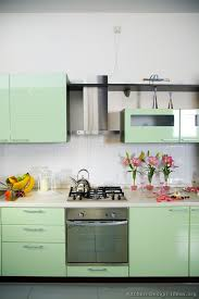 Modern Green Kitchen Cabinets Pictures Of Kitchens Modern Green Kitchen Cabinets Kitchen 3