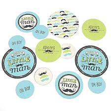 Baby Shower Table - dashing little man baby shower decorations u0026 theme