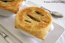 Vegetarian Thanksgiving Dinner Easy Vegetable Pot Pies Recipe Thanksgiving Recipes Chef In You