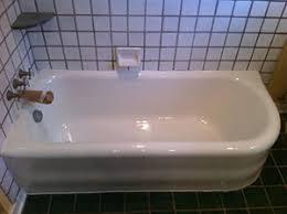Bathroom Reglazing Cost Before Refinishing