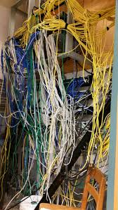 Messy Wires by This Is One Big Rats Nest Wiring Disasters Pinterest Rats