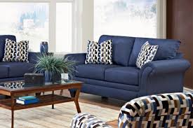 stunning navy blue living room furniture pictures awesome design