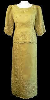 kimona dress qualitative barong tagalog filipiniana dresses barongs r us