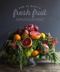 arrangement fruit how to make a fresh fruit arrangement the fruit company