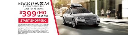 audi a4 lease specials audi lease specials audi specials near bound brook nj