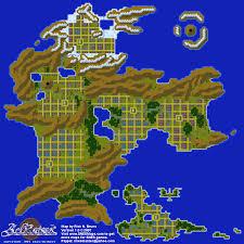 Yahoo Maps Com World Map Populated Snes Super Nintendo