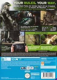 100 splinter cell blacklist manual new nvidia hbao