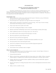 Sample Resume Objectives For Human Resource Assistant by Resume Samples Human Resources Assistant