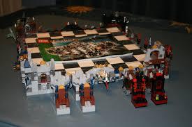 amazon com lego castle set 852293 giant chess set toys u0026 games