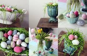Easter Egg Decorating Origin by Easter Decoration Ideas With Brightly Painted And Splendidly