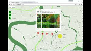 Goo Map Lesson 5 Google Map Javascript Api Infobox Youtube