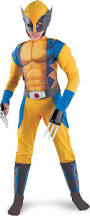 female superhero costumes for kids wolverine halloween costume