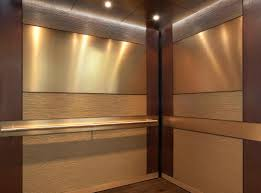 Recessed Handrail Levele 102 Elevator Interiors Architectural Forms Surfaces