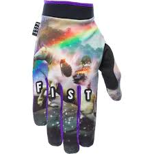 vintage motocross gloves new fist handwear mx unicat fistfit slip on dirt bike bmx mtb