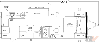 Floor Plan Magazines Aerolite Rv Floorplans And Pictures Rv Floor Plans Crtable