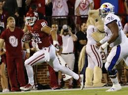 Oklahoma is time travel real images Kansas ou football game preview time tv prediction 11 18 17