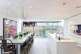soggiorno sala da pranzo come illuminare la sala da pranzo spunti originali per la