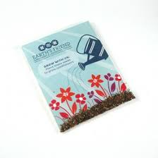 seed envelopes seed packets catalog botanical paperworks