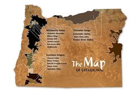 map of oregon wineries cover story the dirt on oregon wine