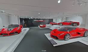 enzo ferrari museum tour the ferrari museum from your home