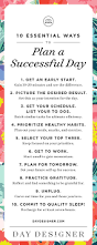 best 25 daily planning ideas on pinterest daily journal