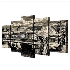 ford mustang home decor cars canvasx net