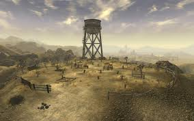 Fallout New Vegas Chances Map by Goodsprings Cemetery Fallout Wiki Fandom Powered By Wikia