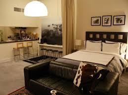 bedroom elegant bedroom decoration design with tufted white aico
