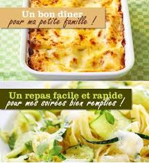 recette de cuisine rapide et facile que manger ce soir simple et rapide régime pauvre en calories