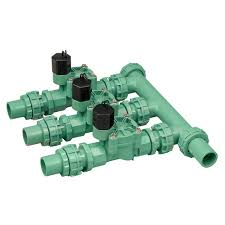 3 valve inline manifold assembly 57253 the home depot