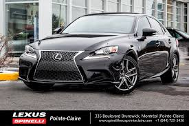 lexus is f sport 2015 used 2015 lexus is 250 f sport series 3 mark levinson nav bso