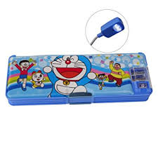 buy pencil buy dreambag doraemon pencil box with led l at low