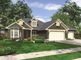 craftsman plan with mission style window 69314am 2nd floor master suite bonus room cad has potential eplans ranch house plan 1930 square feet and 3