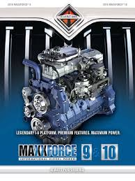 maxxforce 9 y 10 turbocharger fuel injection