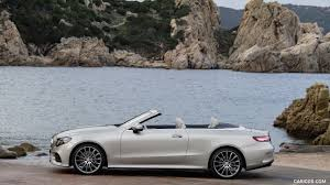 2018 mercedes benz e class cabrio amg line color aragonite