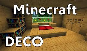 deco chambre minecraft minecraft comment créer une chambre