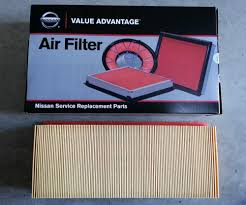 nissan altima coupe oem parts genuine oem nissan altima engine air filter 4 cyl 07 12 af54m