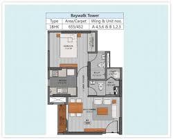 axis la promenade in kalyan east mumbai project overview unit