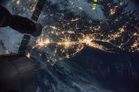 Southern Lights Book by Astronaut Photographer Terry Virts Shares U0027view From Above U0027 In New