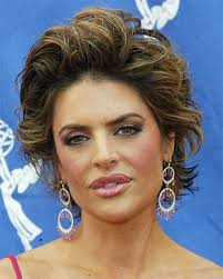 lisa rinna tutorial for her hair lisa rinna all back shag hair pinterest lisa rinna shag