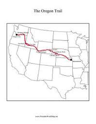 map of oregon mo oregon trail map printable oregon trail learn familysearch