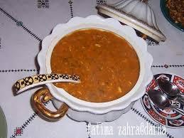 cuisine marocaine harira la harira soupe marocaine الحريرة المغربية darna