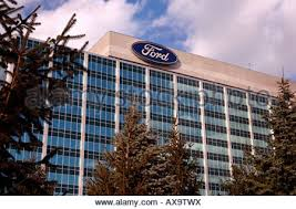 ford siege social ford motor company headquarters à dearborn au michigan banque
