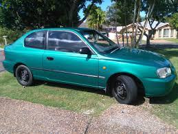 hyundai accent 2000 model hyundai accent 2000 hatchback auto cars vans utes gumtree